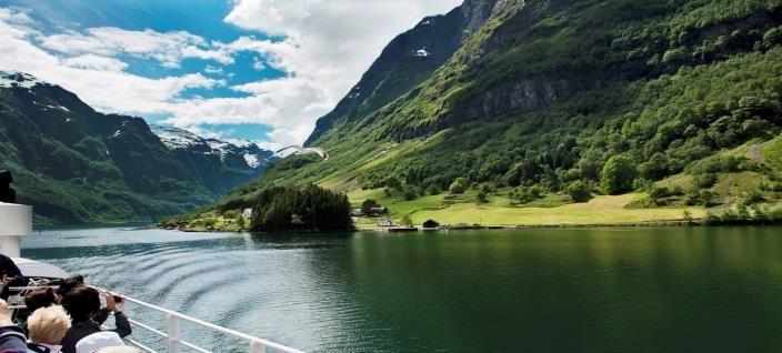MSC Fantasia ile Norveç Fiyordları 7 Gece