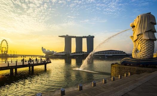 Bangkok - Pattaya - Phuket - Singapur Turu 10 Gece Singapur Havayolları ile