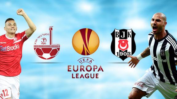 Hapoel Beer Sheva-Beşiktaş Maç Turu İsrail-Kudüs