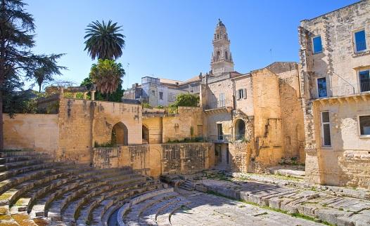 Güney İtalya Lecce Turu 2 Gece