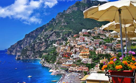 Amalfi Sorrento Turu 3 Gece Türk Hava Yolları ile